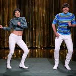 Jennifer Lopez And Jimmy Fallon Have A Pants On Dance Off