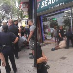 'Eric Garner' killed by Police for braking up a fight. (Unseen Video)