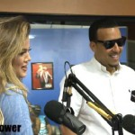 French Montana & Khloe Kardashian 1St Time Interview W/ Angie Martinez.