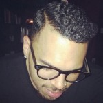 OMG Did You See Chris Browns New Hair-Cut?