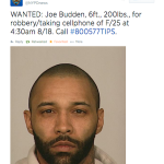 Joe Budden A Wanted Man By The NYPD For Assaulting And Robbing His Model Ex