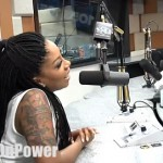 K Michelle Interview With Angie Martinez She talks about Meek Mill, beef with Elle Varner & More.