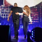 Beyonce & Jay Z Perform At The Global Citizen Festival 2014.