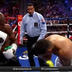 Floyd Mayweather vs. Maidana – 1st & 2nd Full Fights