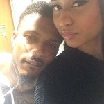 Nicki Minaj Visits August Alsina In The Hospital