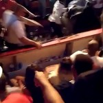 Rich Homie Quan Fights Thugs For Name Calling At The Broner Fight  In Cincinnati.