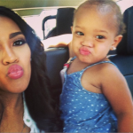 Soulja Boy's Girlfriend  Nia Riley & Her Daughter Were In A Car Accident..