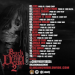 """Mixtape: Chief Keef """"Back From The Dead 2""""."""