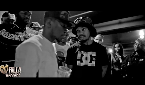 Born Vs Brixx Belvedere Rap BATTLE