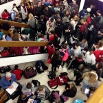 (Video) Florida State University library 3 students injured after gunman opens fire