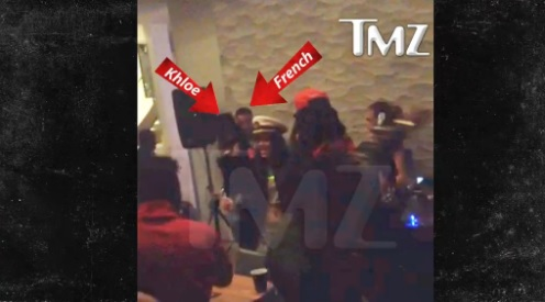Khloe & French Montana Are Back Together Getting Freaky to No Type (Video).