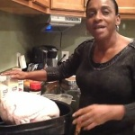 Youtube Star Auntie Fee is back Cooking A Thanksgiving Meal