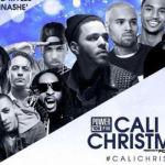 Video: Power 106 Cali Christmas 2014 Performance By Trey Songz, Chris Brown & Big Sean