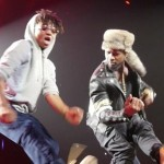 "Video: Usher Brings Out Rae Sremmurd To Perform ""No Type""."