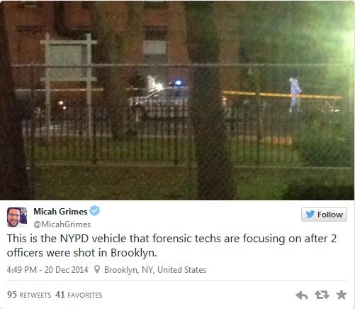 nypd cops dead