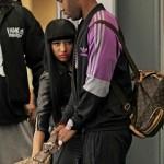 Nicki Minaj's Thirsty Ex Boyfriend Safaree apologizes.