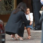 Kim Kardashian, daughter North West, Khloe, & Kylie Jenner car accident in Montana