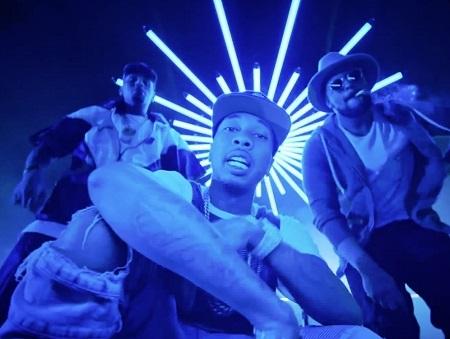 Chris Brown & Tyga ft. ScHoolboy Q - Bitches N Marijuana