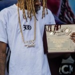 """Video Update: Fetty Wap Receives The Key To His City """"Paterson NJ""""."""