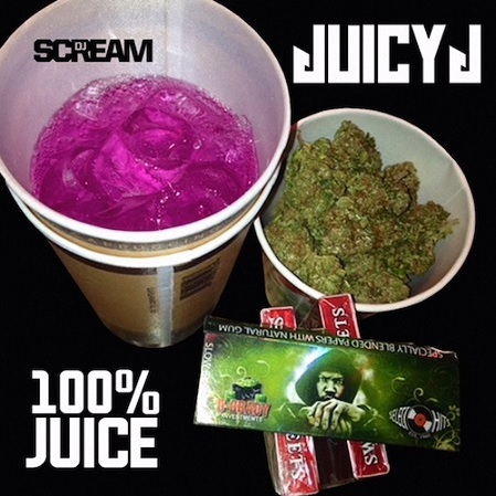 Mixtape Download Juicy J - 100 Juice
