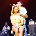 Watch: Was August Alsina Wrong For Grabbing Women's Breast On Stage?