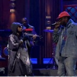 """2 Chainz & Lil Wayne performs """"Rolls Royce Weather Everyday"""" on The Tonight Show."""