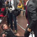 Secret Service agent choke slams Time magazine reporter at Donald Trump's  rally.