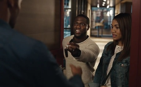Kevin Hart Commercial >> Kevin Hart Drives Daughter S Date Nuts In Hyundai Super Bowl