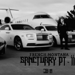 "New Music: French Montana ""Sanctuary PT2""."