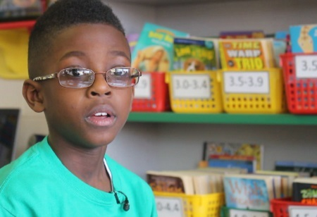 Sad St.Louis 3rd Grader Not Allowed To Return To School Because He's Black!
