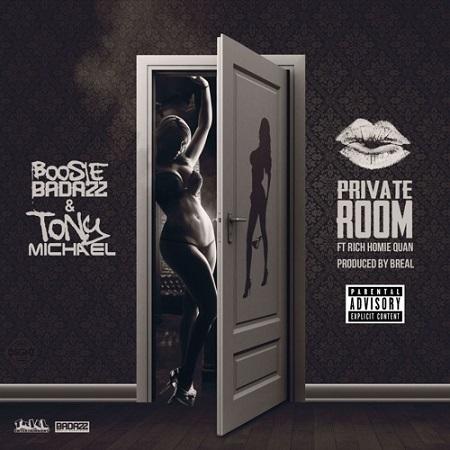 Boosie Badazz & Tony Michael ft. Rich Homie Quan - Private Room