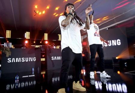"""2 Chainz & Lil' Wayne Perform """"Gotta Lotta"""" on 'Jimmy Kimmel Live!"""