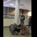 Crazy: Two Teachers Fight In The Middle Of The Hallway