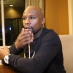Mayweather Responds to  to Adrien Broner calling him out.