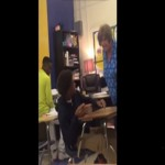 No F*cks Given: Texas Teacher Smacks A Student For Being Disruptive In Class!