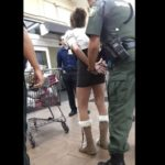 WTF: Female Shoplifter Leaves Her Baby At Walmart!