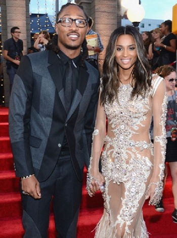 Ciara Loses Custody War Against To Future