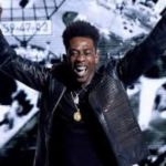 "Desiinger Performs ""Panda"" at the BET Awards"
