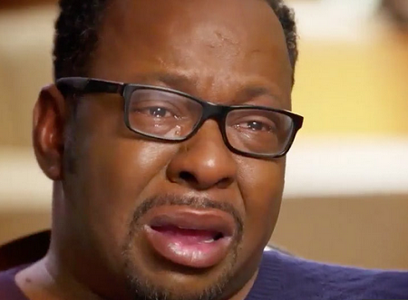 Bobby Brown Says He Failed His Daughter Bobby Kristina