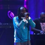 "Wale Performs ""My PYT"" On The Jimmy Fallon Show."