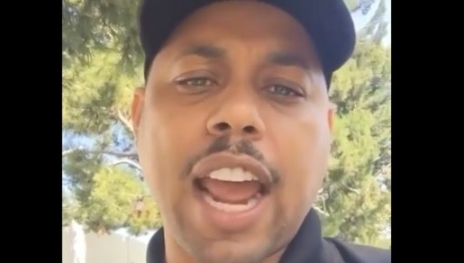 Dude goes in on The Game and Snoop for protesting Police Brutality in Los Angeles.