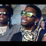 Gucci Mane – Guwop Home ft. Young Thug (Official Music Video).