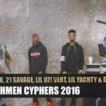 Kodak Black, 21 Savage, Lil Uzi Vert, Lil Yachty & Denzel Curry's XXL Freshmen Cypher 2016