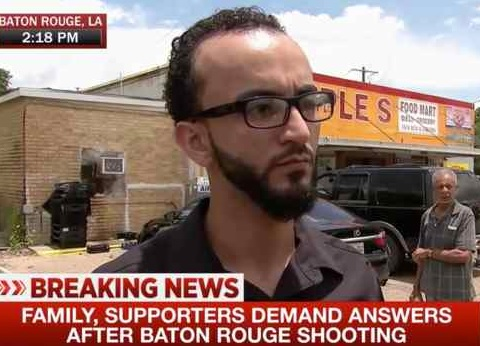 Store Owner Who Police Officers Killing Alton Sterling Speaks Out!