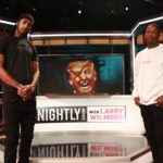 """YG & Nipsey Hussle Perform """"FDT"""" on 'The Nightly Show'."""