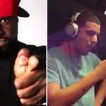 "Funk Flex Responds To Drake ""70% Of Your Fans Wear High Heels""."