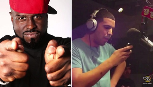 Funk Flex Responds To Drake 70% Of Your Fans Wear High Heels