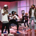 """Chance the Rapper, Lil' Wayne & 2 Chainz Perform """"No Problem"""" on Ellen"""