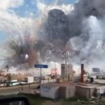 Mexico Fireworks Explosion Leaves 33 Dead (VIDEO).