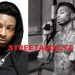 "21 Savage Turns Down Boxing Match With 22 Savage ""We Got Choppas"".."